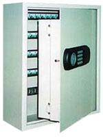 Ключница (шкафчик для ключей) DIPLOMAT KC100