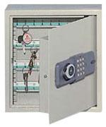 Ключница (шкафчик для ключей) DIPLOMAT KC64
