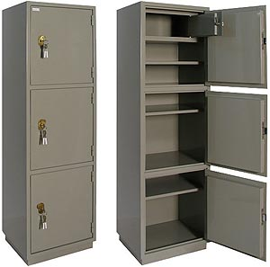 Архивный шкаф Контур КБС-033Т