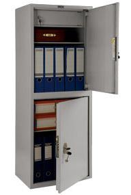 Архивный шкаф Практик SL-125/2T
