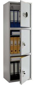 Архивный шкаф Практик SL-150/3TEL