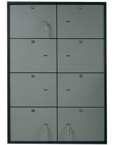 Блок депозитных ячеек  VALBERG DB-8S
