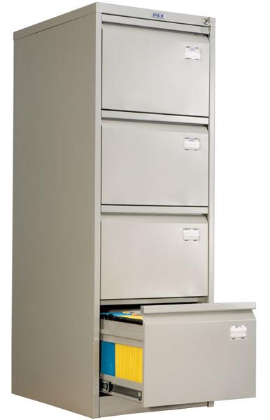 Шкаф картотечный Практик A0-05/2 (промеж. секция)