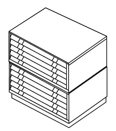Картотека BISLEY FCB-33L(РС461462)