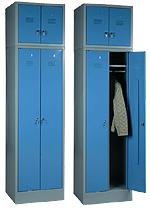 Раздевальный шкаф Metall-Zavod АШР22800