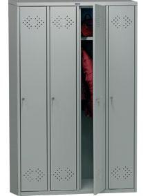 Раздевальный шкаф Практик LE-41
