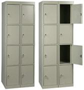 Раздевальный шкаф Metall-Zavod ШР28800