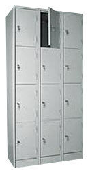 Раздевальный шкаф Пакс ШРМ-312