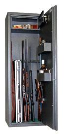 Сейф (шкаф) SAFETRONICS MAXI-5PM