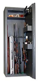 Сейф (шкаф) SAFETRONICS MAXI-5PME