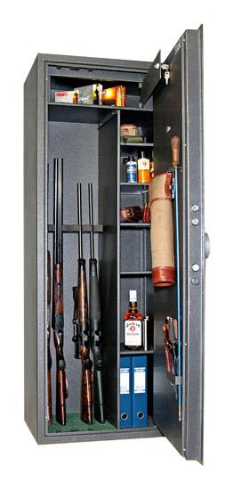 Сейф (шкаф) SAFETRONICS TSS-160ME/K5